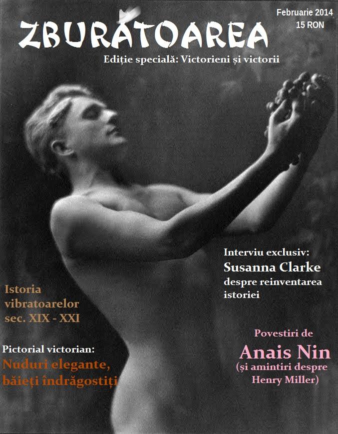 Revista Zburătoarea, februarie 2014