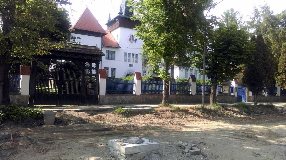 Muzeul Național Secuiesc din Sfântu Gheorghe - A Székely Nemzeti Múzeum.
