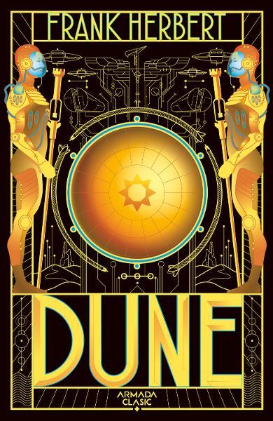 Coperta Dune de Frank Herbert
